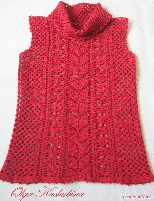 Crochet - blusa com mangas curtas | Artigos na categoria Crochet - blusa com mangas curtas | liudvas Blog: LiveInternet - Serviço russo diários on-line