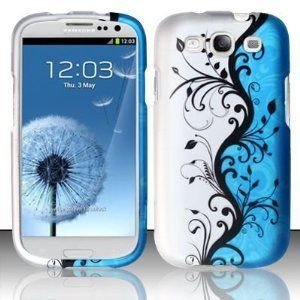 Cell Phone Case for AT,T-Mobile,Sprint,Verizon Samsung I9300 Galaxy S 3 - Blue Vines by Other, http://www.amazon.com/dp/B008BL1B6W/ref=cm_sw_r_pi_dp_wey9rb00DWN7Q