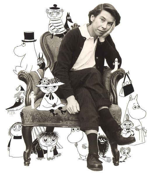 Tove Jansson and her characters