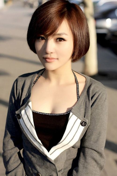 20 Cute Short Haircuts - Most Popular Short Asian Hairstyles for Women | Hairstyles Weekly