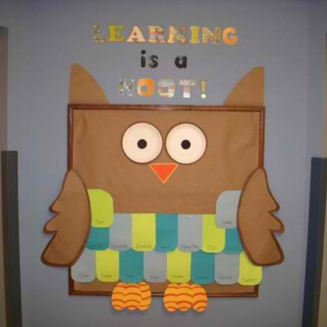 Cute Owl Classroom Decorations ~ Owls in the classroom cute themes pinterest