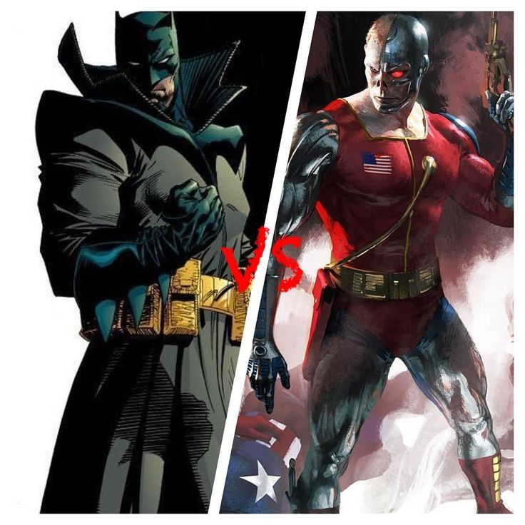 #Batman (Damian Wayne) v. #Deathlok (stipulations) Win by any means while operating within their normal moral parameters. No prep. #BlackHistoryMonth #HeroFightClub #WhoWouldWin #DamianWayne #MarvelComics #DCcomics #ComicCon