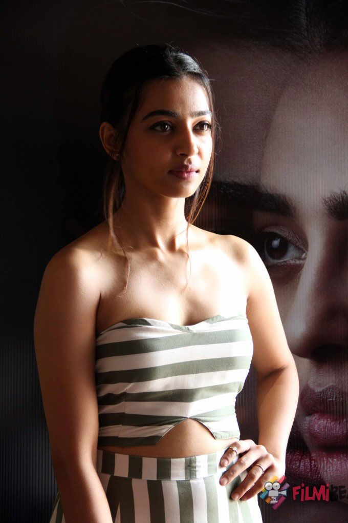 Radhika Apte at a film promotion event!. Read more…