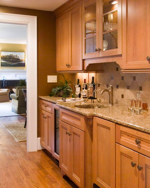 Oak Cabinets Kitchen Island Designs: 65 Best Images About Back Splash On Pinterest