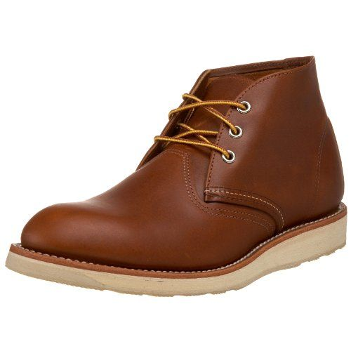 Red Wing Heritage Men's Classic Work Leather Chukka Boot,Oro-iginal,11 D US - http://authenticboots.com/red-wing-heritage-mens-classic-work-leather-chukka-bootoro-iginal11-d-us/