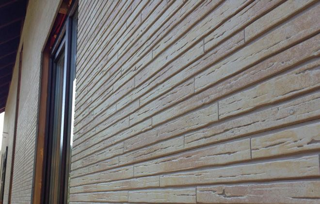 Известная истина— внешний вид дома определяется материалом фасада. Длятех, кто ищет эффектные и практичные решения для наружной отделки, предлагаем новинку белорусского рынка— японские фиброцементные панели.
