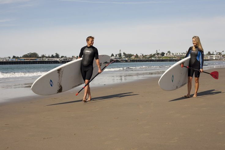 Buying a paddle board wetsuit - What to look for in a wetsuit, in particular relating to stand up paddle boarding.