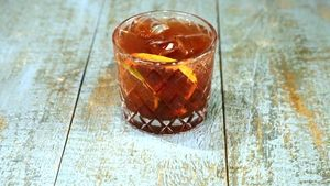 Sicilian Iced Tea Recipe   The Chew - ABC.com