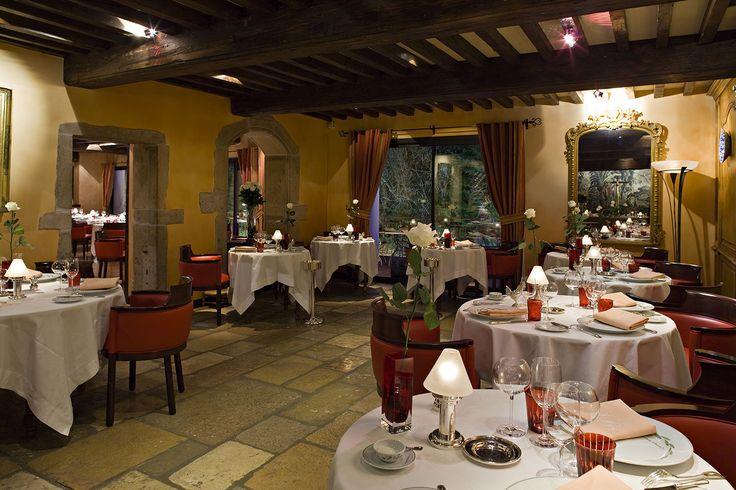 Restaurant Georges Blanc,  Vonnas.