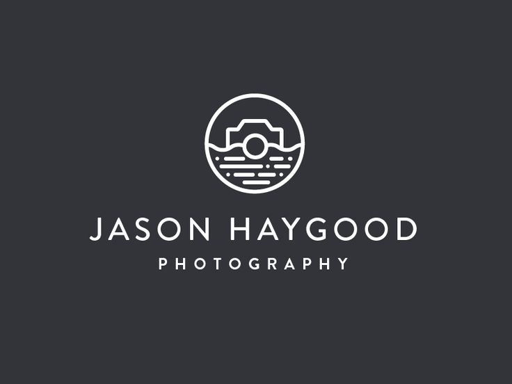 Jason Haygood Photography Logo by Alex Eiman