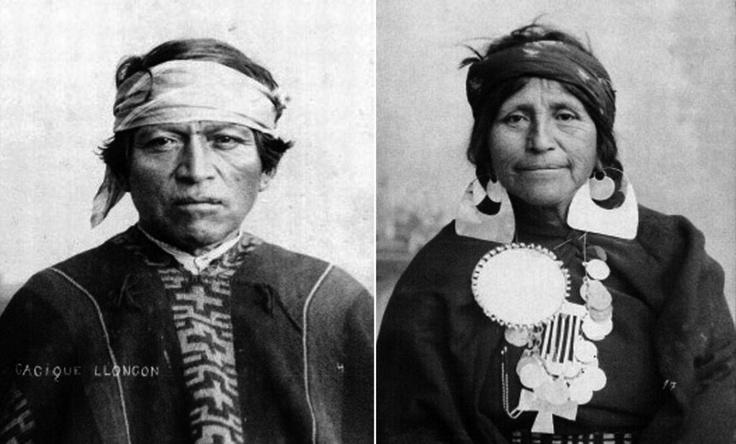 abuelos mapuche