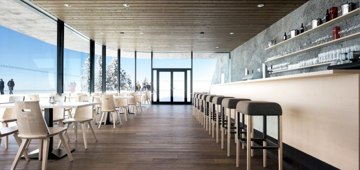 Bergrestaurant / Markus Innauer + Bernd Frick