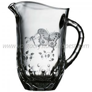 Springtime Clear Pitcher 348€