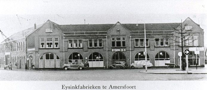 In 1898 kocht D.H. Eysink op het 'Driepuntje' een stuk grond. In 1911 kwam hier zijn nieuwe fabriek te staan. Behalve rijwielen werden er ook auto's gefabriceerd. De grootste bekendheid kreeg de fabriek echter met de productie van lichte motoren. Na de Tweede Wereldoorlog liep de fabricage geleidelijk terug, in 1952 werd het faillissement uitgesproken. In 1980 werd de leegstaande fabriek afgebroken.