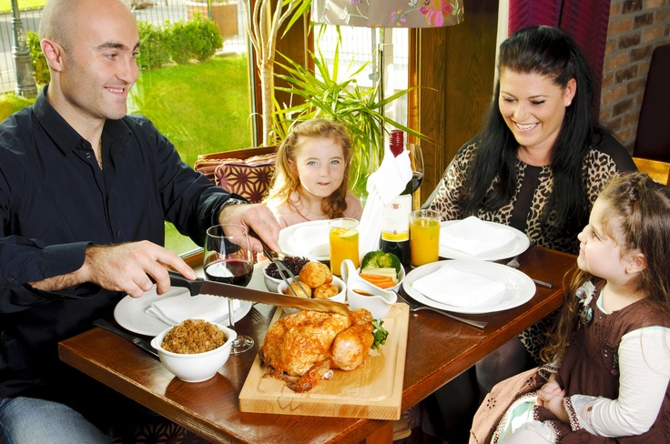 Sunday Lunch at The Brehon Bar