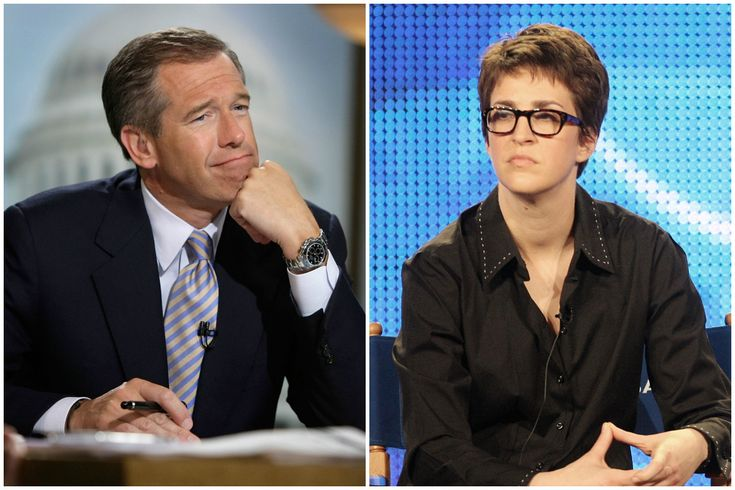 "Brian Williams has been rebuked by MSNBC for being ""patronizing"" to the network's biggest star, Rachel Maddow. After Williams hijacked Maddow's show to break the Syria missile news earlier this mon…"