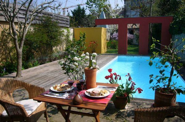 Une oasis dans Bordeaux