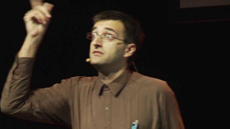 La comédie de la normalité: Josef Shovanec at TEDxAlsace