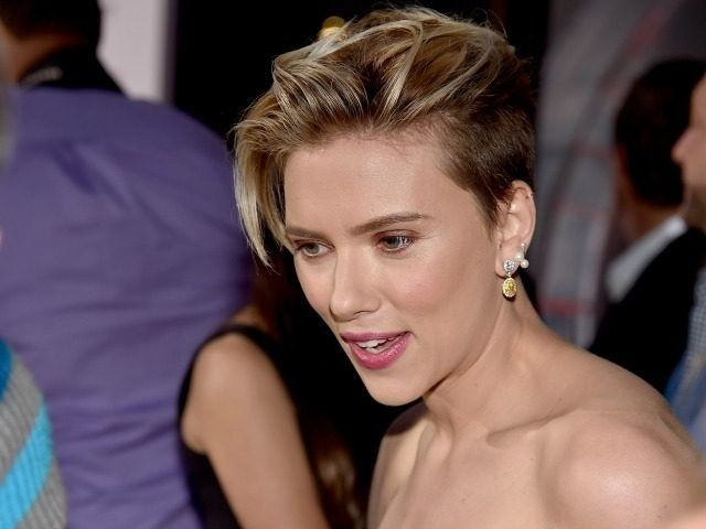 Scarlett Johansson: Right to Abortion 'A Human Rights Issue'