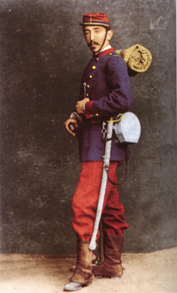 Subteniente J.A.Silva Morales del Regimiento 3 de Linea