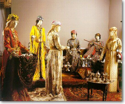 Beyond the Harem- Clothing of the Steam-Age Ottoman Empire