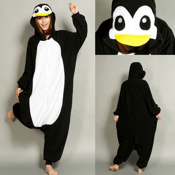 PajamasBuy - Penguin Pajamas Onesies Hoodie Animal Costume Pyjama christmas, £16.96 (http://www.pajamasbuy.com/penguin-pajamas-onesies-hoodie-animal-costume-pyjama-christmas/)