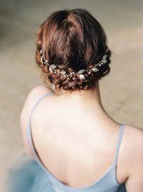 Astillbe Haarband / Hairvine
