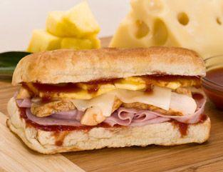 recipe: earl of sandwich bbq chicken flatbread [13]