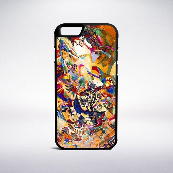 Wassily Kandinsky - Composition VIII Phone Case – Muse Phone Cases