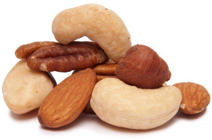 ořechy natural (neprazene, nesolene)