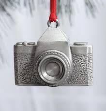 camera christmas ornament - Google Search