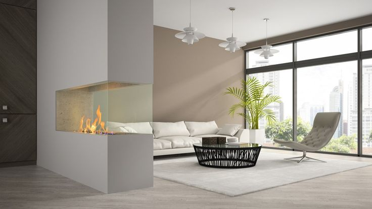 Now that the entire world, seemingly, is falling in love with having a fireplace, it's easier to choose a suitable design. No matter where you wish to place a fireplace, there are thousands of designs, concepts, and ideas available .. it's going to be really difficult to choose one.      A cornered fireplace– if you are having a floating wall then a cornered double-sided fireplace can just be the best thing done. It looks appealing and at the same time, the benefits of it can be drawn from…
