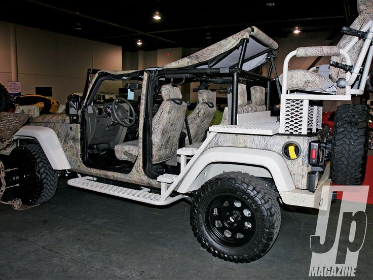 a six seater mod from a 2 door jeep wrangler he should just tell his friends to get their own. Black Bedroom Furniture Sets. Home Design Ideas