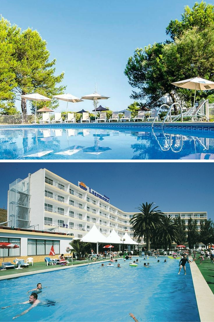 Today's Top Deal – 7 Nights, All Inclusive, Majorca, Spain, ONLY £194pp - Was £592pp 3★Hotel Bellevue Lagomonte,  – London Gatwick Sunday 11th October 2015
