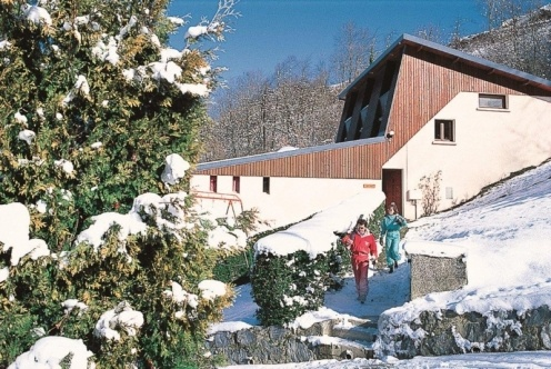Ski pas cher au VVF Village L'Aurégon