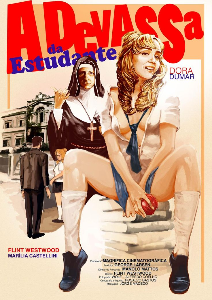 Arte poster cenográfico para série Magnifica 70 - HBO