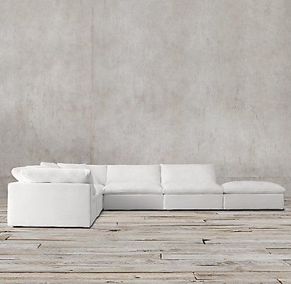 DREEEEAAAAM COUCH   You Can Configure Pieces In Any Way You Want   Cloud  Cube Modular