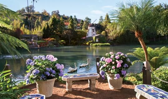 Self Realization Fellowship Lake Shrine Temple In Pacific Palisades Ca Favorite Things To Do