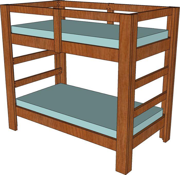 26 Best Kids Loft Beds Images On Pinterest 3 4 Beds