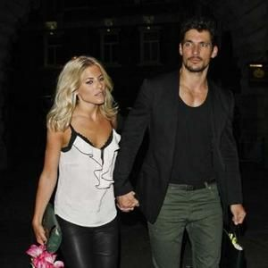 David Gandy And Mollie King Split Would love to see them back together