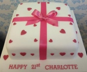 Top 25 Ideas About 21st Birthday Cakes On Pinterest