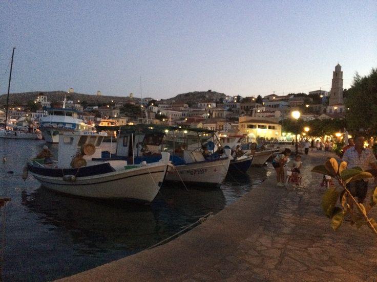 Xalki Island Greece