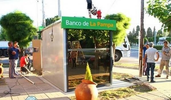 10 localidades pampeanas tendrán su Cajero Automático