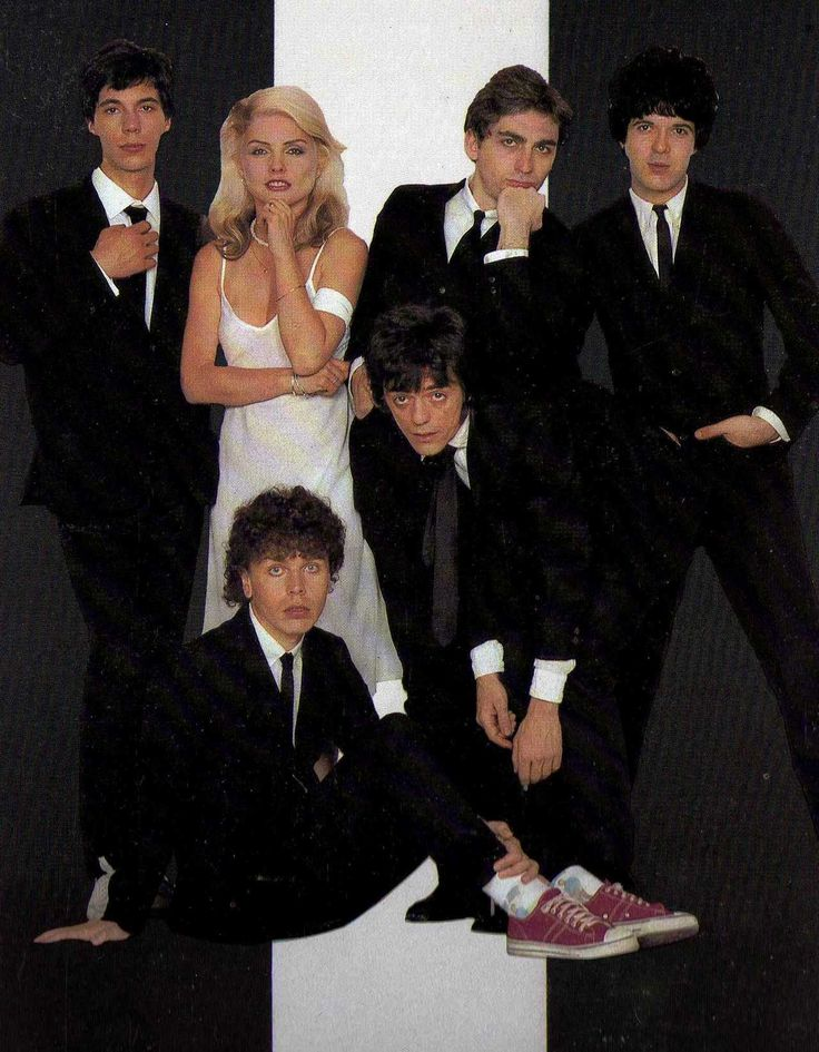 "Blondie ""Once had a love, yeah he was a gas. Soon turned out had a heart of glass"""