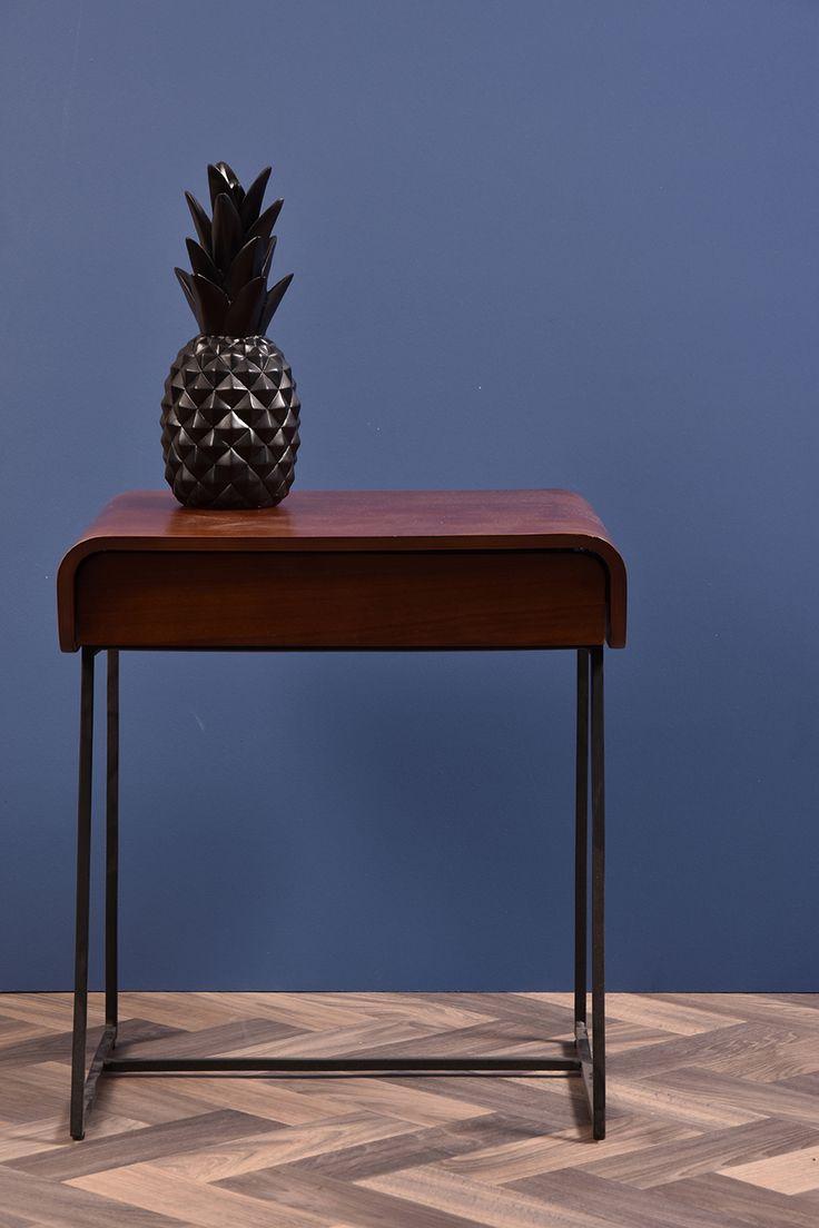 Ambiance déco 2018 MAXI minimalisme - Peinture bleu Sign'Nature et Ananas