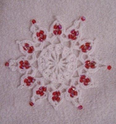 Ravelry: Snowflake #3 pattern by Patricia Kristoffersen