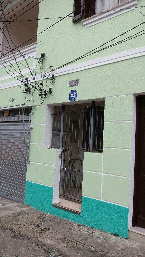 Rua Conselheiro Saraiva, 814. Santana-SP