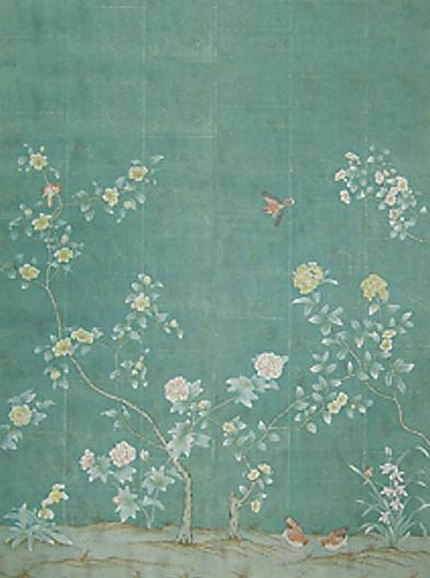 Love Hand Painted Silk