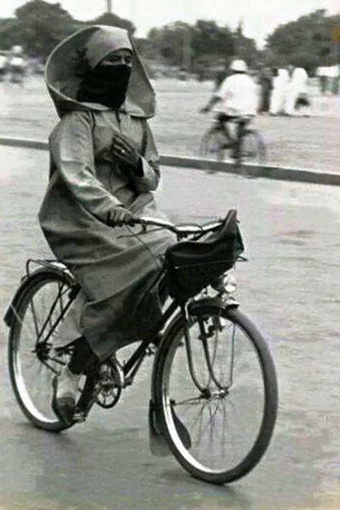 à l'époque où la femme marocaine traçait son propre chemin !