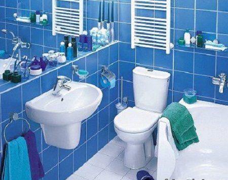 Дизайн интерьера ванной комнаты.   Наш дом